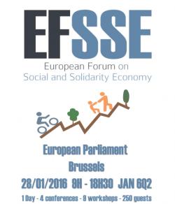 Αρχίζουν την Πέμπτη οι εργασίες του 1ου Ευρωπαϊκού Φόρουμ για την Κοινωνική και Αλληλέγγυα Οικονομία