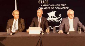 """""""Προσκλητήριο"""" στις επιχειρήσεις από ΧΑ και Ελληνο-Αμερικανικό Επιμελητήριο"""
