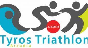 Tyros Triathlon 2018 Μαθήματα ζωής θα δώσει ο τυφλός αθλητής Χρήστος Κορομηλάς
