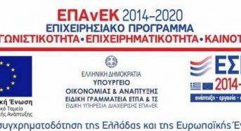 Χιλιάδες Επιπλέον επιχειρηματικά σχέδια εντάσσονται σε δύο Δράσεις του #ΕΠΑνΕΚ