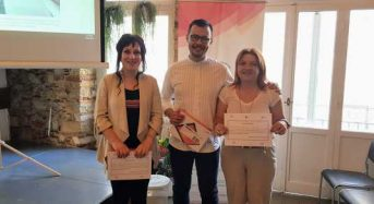 Πρώτο Βραβείο στην ΚοινΣΕπ Ρεστία στον διαγωνισμό «Σκέψου Κοινωνικά, Δράσε Επιχειρηματικά»