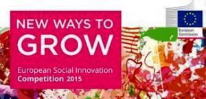 Ευρωπαϊκός Διαγωνισμός Κοινωνικής Καινοτομίας για «νέους τρόπους ανάπτυξης».