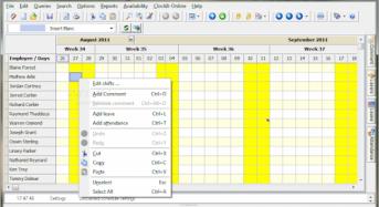 Easy Schedule Creator – Δωρεάν πρόγραμμα διαχείρισης υπαλλήλων