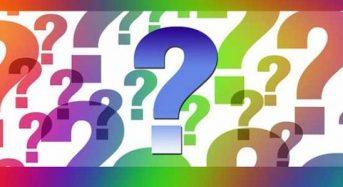 Ερωτήσεις που εστάλησαν προς τα Κόμματα που μετάσχουν στις Εθνικές Εκλογές 2019