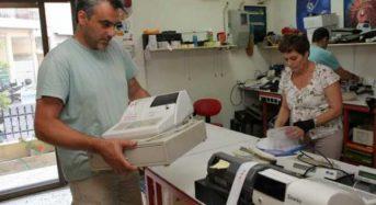 Απόσυρση ταμειακών μηχανών που δεν μπορούν να συνδεθούν online με την ΑΑΔΕ