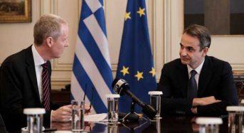Υπογράφηκε από τον Πρωθυπουργό και τον Αντιπρόεδρο της Ευρωπαϊκής Τράπεζας Επενδύσεων Σύσταση Ταμείου Εγγυοδοσίας δανείων μικρομεσαίων επιχειρήσεων