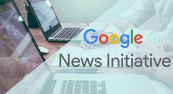 Google – Παγκόσμιο προγράμματα ανακούφισης για Ενημερωτικούς Φορείς