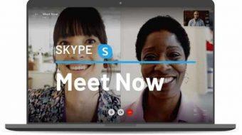 Skype Meet Now – Βιντεοκλήση χωρίς λογαριασμό και χωρίς εγκατάσταση προγράμματος