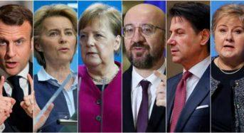 Κοινό άρθρο 6 ηγετών της Ευρώπης: Πώς θα νικήσουμε τον κορωνοϊό