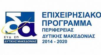Χρηματοδοτήσεις 80%  στην Εξωστρεφή Επιχειρηματικότητα στη Δυτική Μακεδονία
