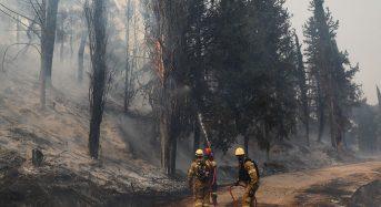 Πυρκαγιές: Απαγορεύονται οι μετακινήσεις σε δάση, εθνικούς δρυμούς και άλση μέχρι τη Δευτέρα, 9 Αυγούστου
